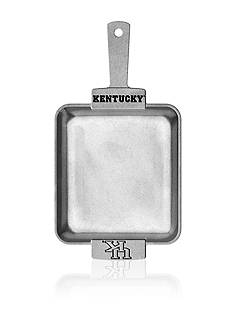 Wilton Armetale Kentucky Wildcats Grillware Square Sizzle Platter