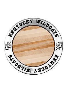 Wilton Armetale Kentucky Wildcats Small Cheeseboard
