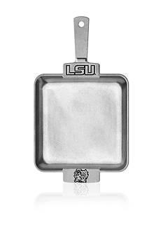 Wilton Armetale LSU Tigers Grillware Square Sizzle Platter