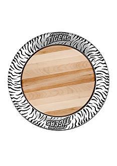 Wilton Armetale LSU Tigers Small Cheeseboard