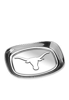 Wilton Armetale Texas Longhorns Bread Tray