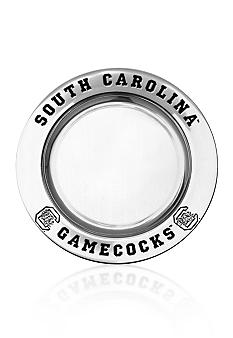 Wilton Armetale South Carolina Gamecocks Small Round Tray
