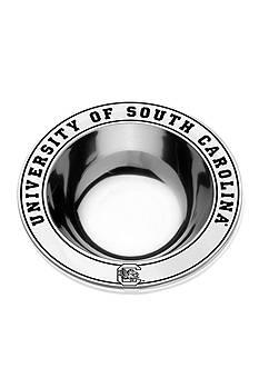 Wilton Armetale South Carolina Gamecocks Medium Round Bowl