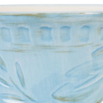 Casual Dinnerware Collection: Blue Fitz and Floyd TOULOUSE BASKET