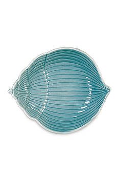 Fitz and Floyd Cape Coral Home Shell Bowl