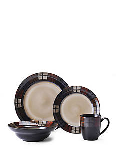 Pfaltzgraff Calico 16-Piece Dinnerware Set - Online Only
