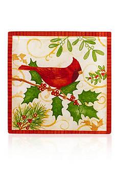 Cardinal Coaster, Set of 4
