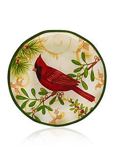 Pfaltzgraff Cardinal Appetizer Plates, Set of 4
