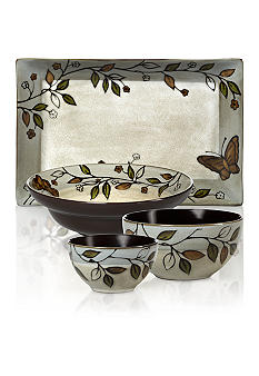Pfaltzgraff Everyday Rustic Leaves Accessories