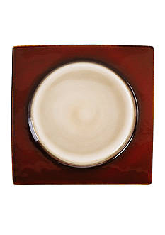 Mikasa Solstice Ruby Salad Plate