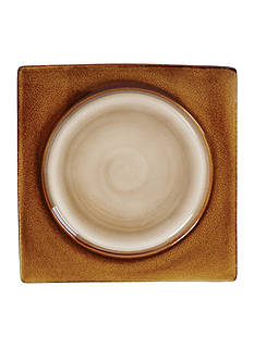 Mikasa Solstice Amber Salad Plate