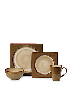 Mikasa Solstice Terra 4-Piece Place Setting