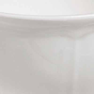 White Dinnerware: White Mikasa Antique White Dip Bowl Set