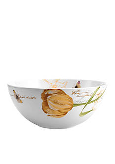 Mikasa Seraphine Beige Vegetable Bowl