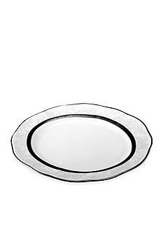 Mikasa Vintage Lace Oval Platter