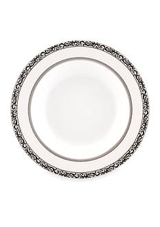 Mikasa Italian Countryside Platinum Soup Bowl