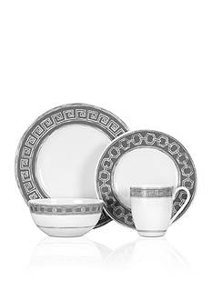 Mikasa Weston White 4-Piece Place Setting