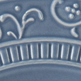 Mikasa For The Home Sale: Blue Mikasa Italian Countryside Scroll Salad Plate
