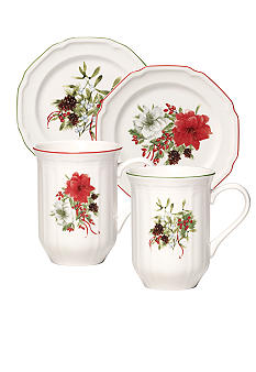Mikasa Antique White Bountiful Holiday