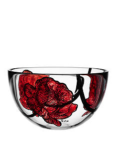 Kosta Boda TATOO LARGE BOWL