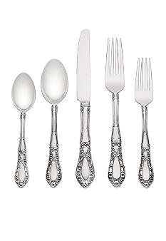 Gorham Angelica 45 pc Expanded Flatware Set - Online Only