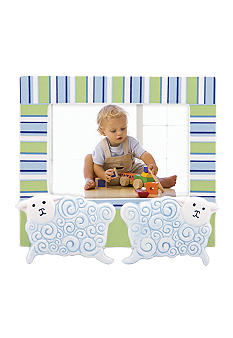 Gorham Merry-Go-Round Little Boy Blue 4x6 Sheep Frame