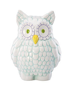 Gorham Merry-Go-Round Pitter Patter Owl Bank