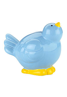 Merry-Go-Round Little Boy Blue Bird Bank