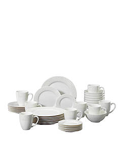 Gorham Bowden 40-Piece Dinnerware Set