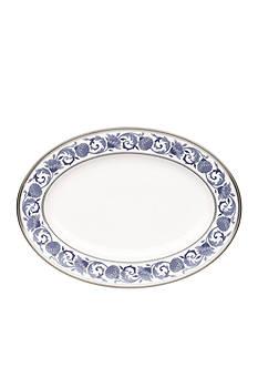 Noritake Sonnet In Blue Platter