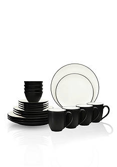 Noritake Colorwave Graphite 20-Piece Set