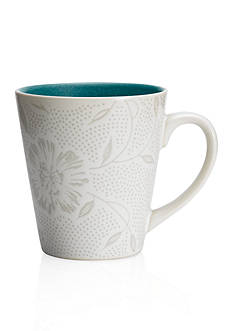 Noritake Colorwave Bloom Turquoise Mug