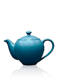 Noritake Colorwave Blue Tea Kettle