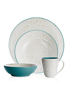 Noritake Colorwave Bloom Turquoise