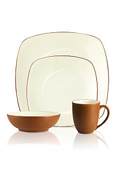Noritake Colorwave Terra Cotta Square