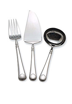 Reed & Barton Gloucester Shell 3 Piece Serve Set