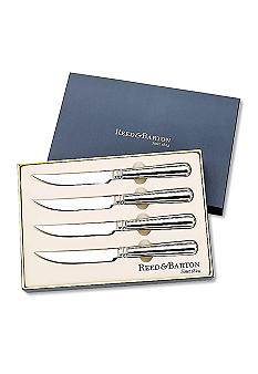 Reed & Barton Preston 4 Piece Steak Knife Set