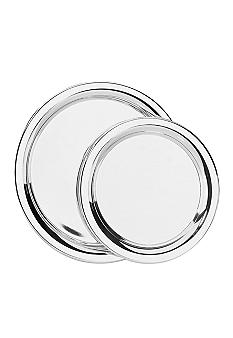 Lunt for Reed & Barton Round Tray Collection