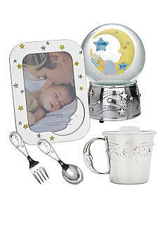 Sweet Dreams Children Silver Giftware