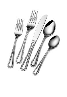 International Silversmith Pearl 44-piece Flatware Set