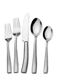 Towle Forged Texture 20-Piece Flatware Set
