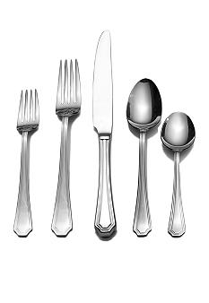 Towle Tate 55 Piece Flatware Set