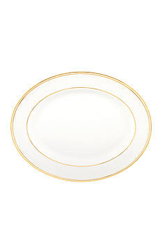 Lenox Federal Gold 13-in. Oval Platter