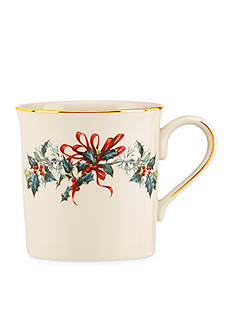 Lenox Winter Greetings Mug