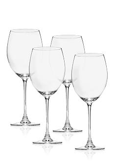 Lenox Tuscany Classic Set of 4 Grand Bordeaux Wine Glasses
