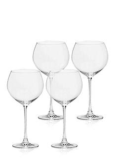 Lenox Tuscany Classics Grand Beaujolais Set of 4 Wine Glasses