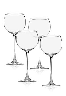 Lenox Tuscany Classic Set of 4 Balloon Wine Glasses