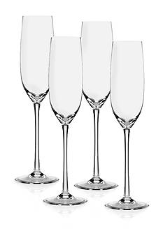 Lenox Tuscany Classics Champagne Flute Glass Set of 4