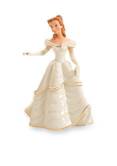 Lenox Beauty & the Beast My Heart is Yours Belle Figurine - Online Only