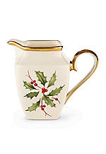 Holiday Square Creamer